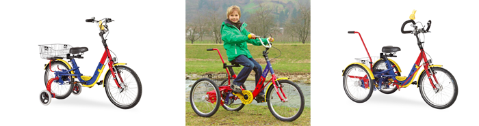 VÉLOS - TRICYCLES ENFANTS/ADOLESCENTS
