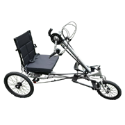 TRICYCLE HANDBIKE TOUT TERRAIN MANUEL