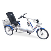 TRICYCLE SANTORIN