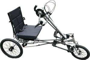 TRICYCLE HANDBIKE HYBRIDE TOUT TERRAIN