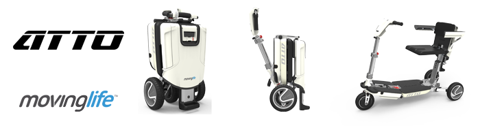 SCOOTER ELECTRIQUE 3 ROUES ULTRA COMPACT