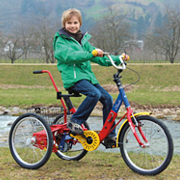 TRICYCLE THERAPEUTIQUE ENFANT CLAUDE 20""